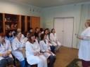 Повышение медицинской грамотности персонала