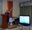 Отчётное собрание в Доме ребёнка 11 февраля